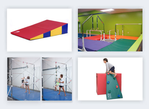 Kids Fundamental Kindergym Preschool Gymnastics