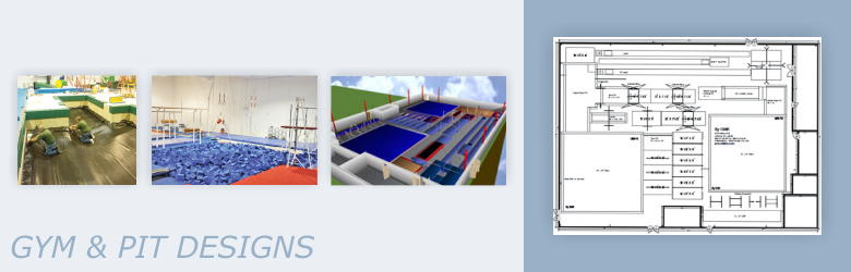Gym and Pit Designs