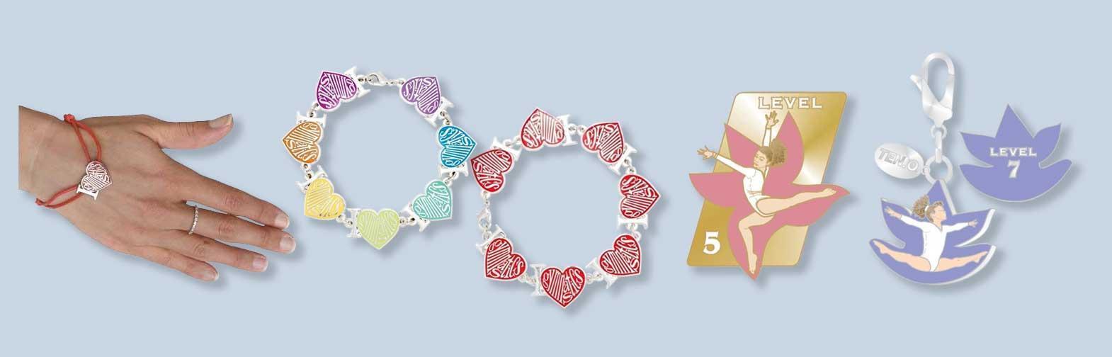 Gymnastics Jewelry - TEN-O Gymnastics-Accessories