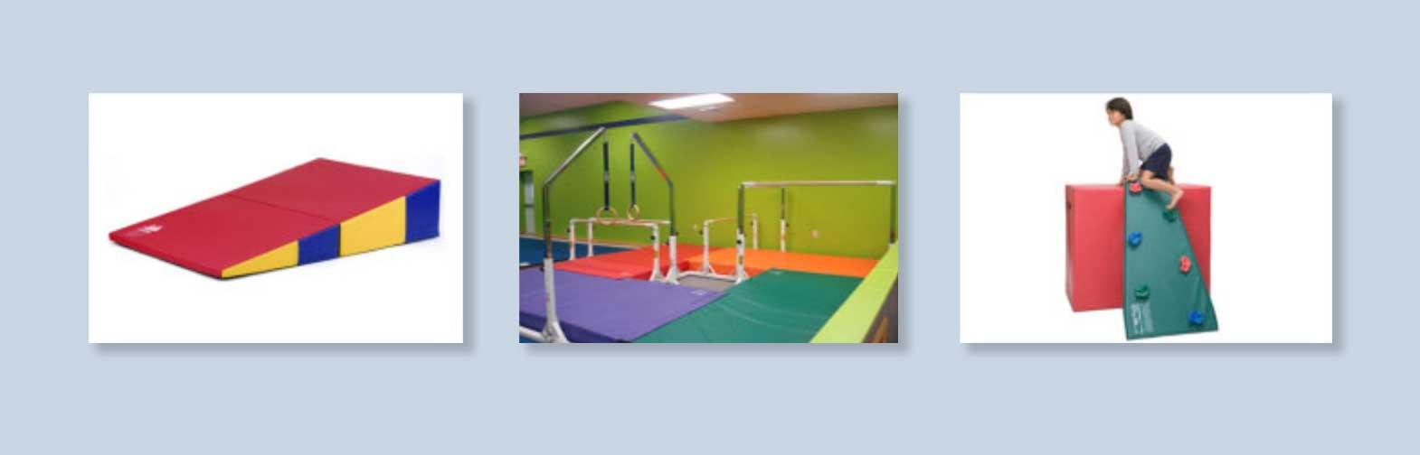 Kids, Fundamental, Kindergym. Preschool Gymnastics Equipment and Mats