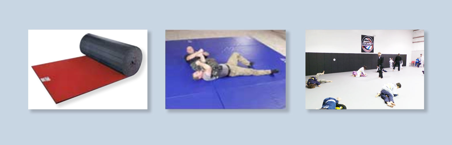 Martial Arts Mats - Dojo MMA Floor Covering