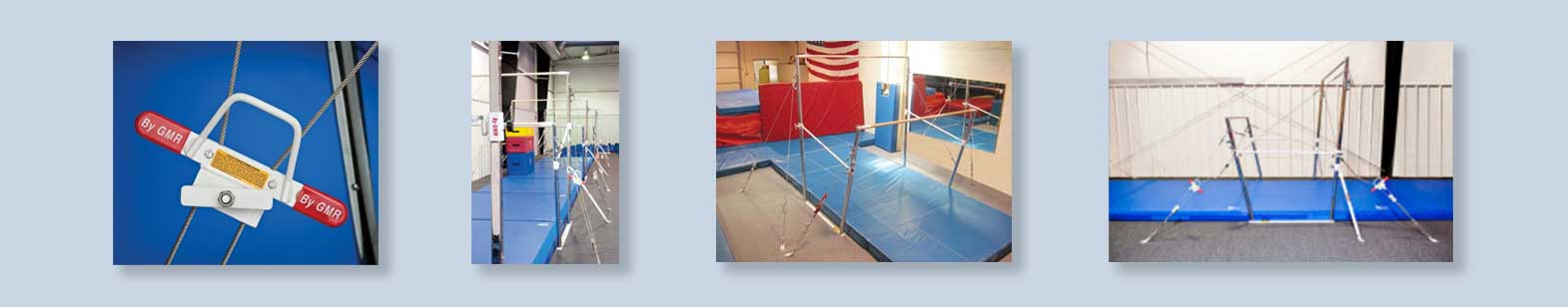 Uneven Bars - ByGMR Equipment