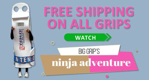 Free Shipping on Grips