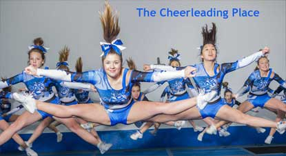 The Cheerleading Place Shop Now Link