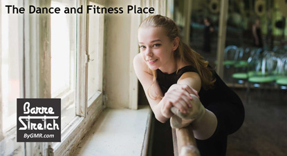 The Dance & Fitness Place Shop Now Link
