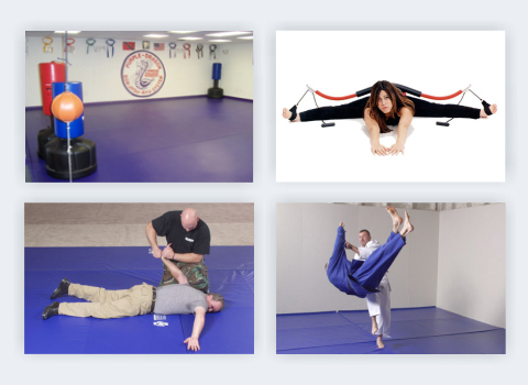 By GMR Martial Arts Mats