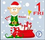 Super Santa Giveaway Dec. 1