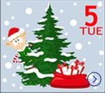 Super Santa Giveaway Dec. 5