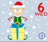 Super Santa Giveaway Dec. 6