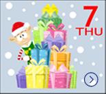 Super Santa Giveaway Dec. 7
