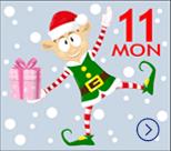 Super Santa Giveaway Dec. 11