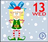 Super Santa Giveaway Dec. 13