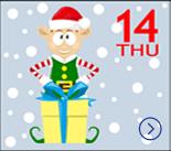 Super Santa Giveaway Dec. 14