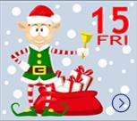 Super Santa Giveaway Dec. 15