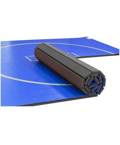Home Flexi Roll Wrestling Mat 10 X10