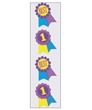 Gymnast, Cheer, Award Sticker Set
