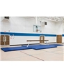 "8'x12'x12cm (4.75"") Beam Dismount, SBT, Rings, High Bar or Vault Landing Mat"