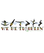 We Be Tumblin Halter Top