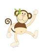 Monkey Vine Leotard