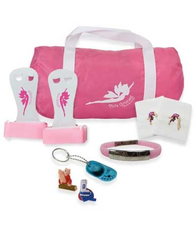 Pixie Beginner Palm Grip & Grip Bag Kit