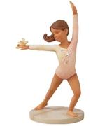Gymnast Porcelain