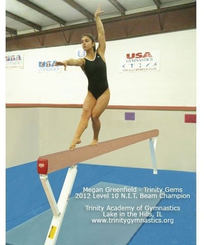 By Gmr Alumaflex Competition Spring Balance Beam Ten O
