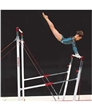 Gymnova Rio Short Cable Uneven Bars