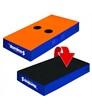 Domino Cartwheel Block