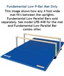 Norbert's Fundamental Low P-Bar Mat Only