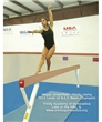 By GMR Non Adjustable Alumaflex Competition Balance Beam