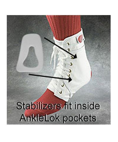 Swede O Ankle Lok Ten O Bygmr