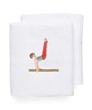 Small Boys Little Gymnasts Events Wristbands