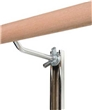 16 ft Double Adjustable Wall Mount Barre FREE SHIPPING