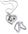 All Around (Silver) Floating Charm