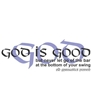 God Is Good Tee FREE SHIPPING