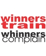 Winners Train Whinners Complain Tee