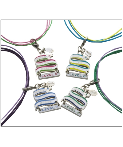 3 Strand Cord Necklaces (Charm sold separate)