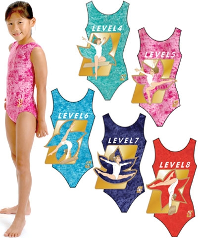 Level Leotards