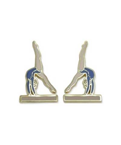 Beam Walkover Pierced Earrings