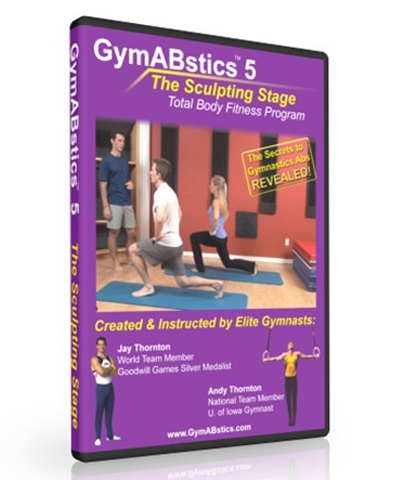 GymABstics 5 - The Sculpting Stage (DVD)