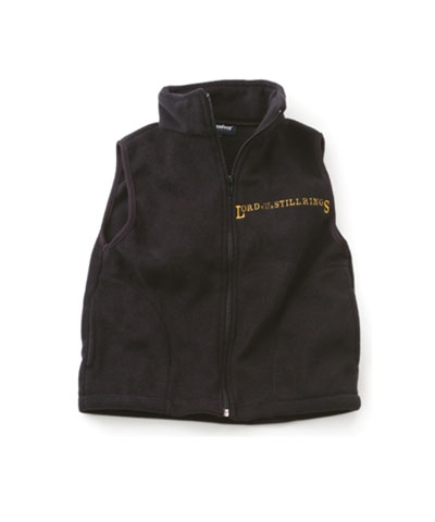 Lord Of The Rings Fleece Vest