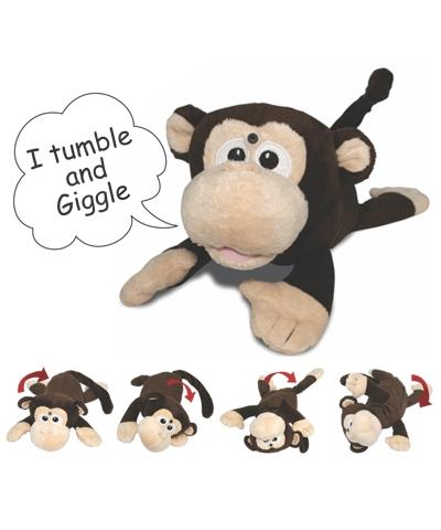 Tumbling Lucky Monkey