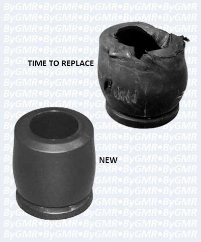 AAI® Balance Beam Rubber Reflex Spring FREE SHIPPING