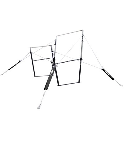 AAI® EVO-BLACK™ Uneven Bar With X-Rail