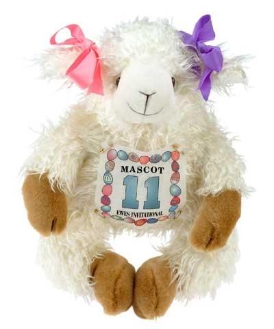 Ewe Invitational Mascot