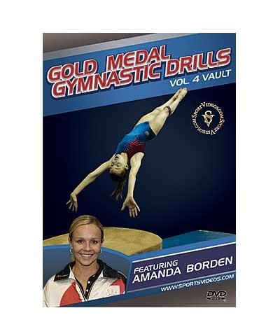Gold Medal Vault Drills DVD