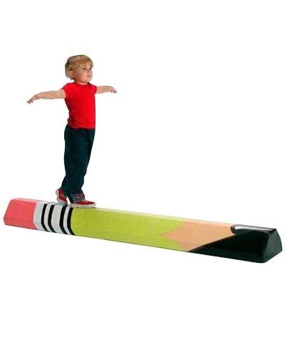 Pencil Balance Beam