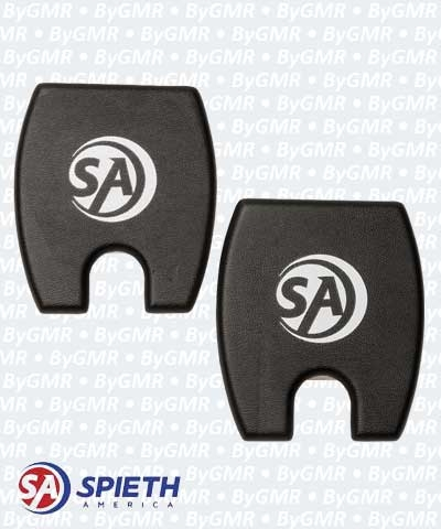 Spieth America Crank Beam End Caps (Pair)
