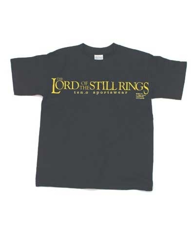 Lord Of The Still Rings Tee FREE SHIPPING