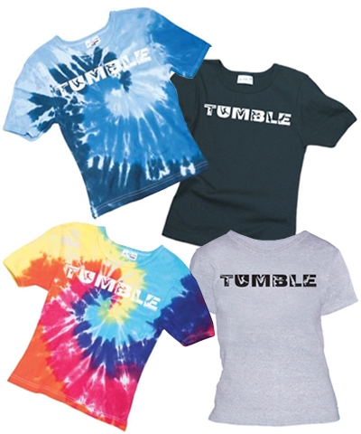 Tumble Baby Doll Tee FREE SHIPPING